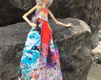 Dress for Doll Chateau KiD k-7/k-11 body