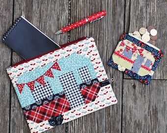 SALE GONE GLAMPING Bag Pattern by This & That