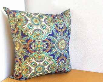 Egyptian 'Valley of the Kings' Motif Cushion