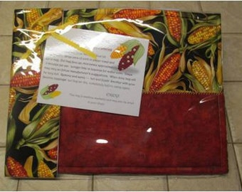 Microwavable Corn Bag