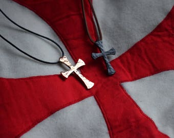 Crusader Cross Necklace