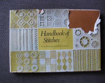 Collectible Handbook of Stitches by G. Petersen & E. Svennas 1966