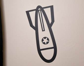 Bomb - Wall Decal