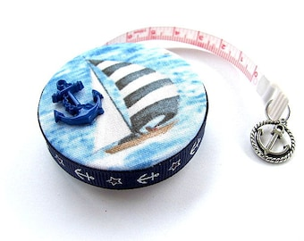 Measuring Tape for Sailors Retractable Tape Measure