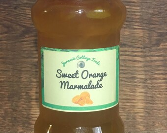 sweet orange marmalade 212ml