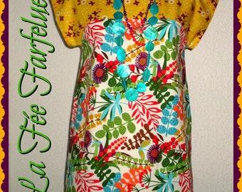 ELIZ 34 to 50 cotton tunic
