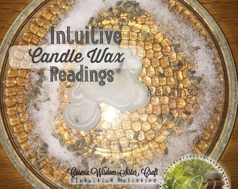 Candle Wax Reading