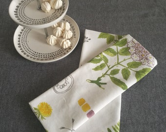 Nature dish cloth