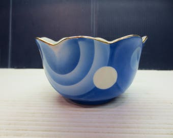 Adorable Mepoco Ware Candy Dish Or Desert Dish