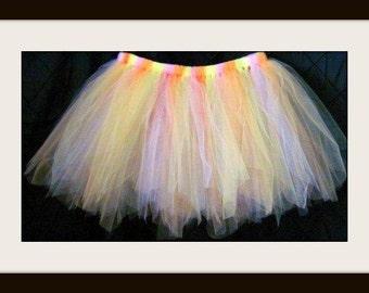 Fairy Tutu, Pixie tutu,Baby fairy tutu,Toddler Fiary tutu,Adult Fairy Tutu,Plus size Fairy Tutu,Flower girl tutu,choose your size and colors