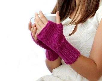 Knitting Fingerless Gloves, Girl Gift, Hand Warmers Women, Gloves Wool, Winter Accessories, Lover Gift, Hand Warmers, Christmas Gift