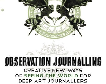 Observation Journalling workshop - self-paced edition!