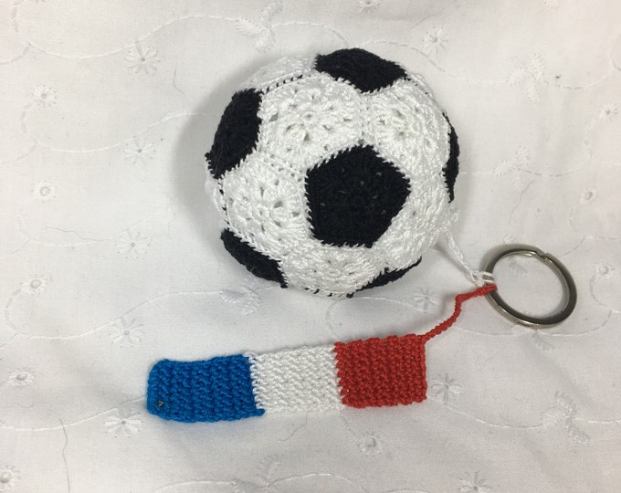 Football key holder