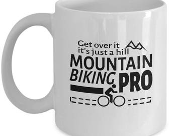 Mountain Biking, Mountain Bike, Mountain Bike Mug, Bike Mug, Bicycle Mug, Cycling Mug, Mountain Biking Mug, Cyclist Mug, Bike Gift, Bike