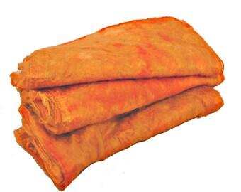 Mawatas Silk Hankies Pumpkin - 10 grams