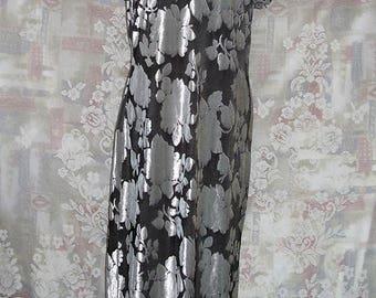 Sale Burnout Velvet Maxi Dress #KheGreen