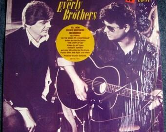 The EVERLY BROTHERS EB84 lp 1984 Original Vinyl Record Album