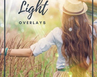 50 Light Overlays, Overlays Photoshop, Sun Flare Overlay, Wedding Overlays, Light Leaks, Sun Overlay, Light Leak Photoshop, Digital backdrop