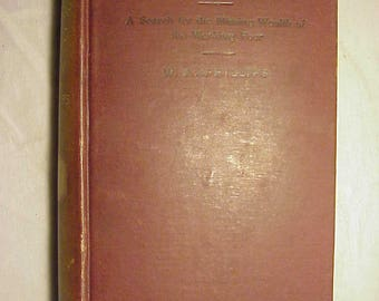 1886 Labor, Land and Law a search for the missing wealth of the working poor By William A. Phillips , Antique Economy Economic Business Book