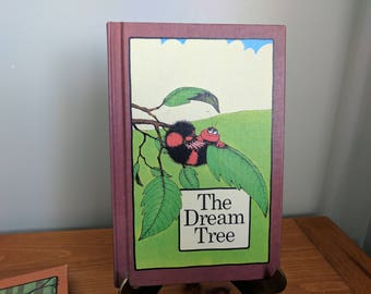 Hardcover The Dream Tree 1974 by Stephen Cosgrove, Caterpillar, Butterfly Life Cycle