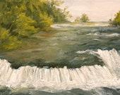 Prelude to Niagara Falls,...