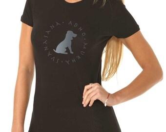 Women's Yoga t-shirt / Downward Facing Dog /Inspirational Shirt /Gift for Women/Gifts for Her/Gift for Yogi /Life is Balance®