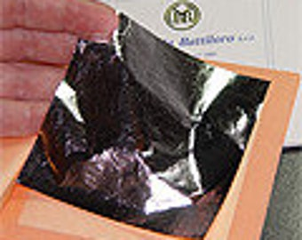 Silver Foil Booklet