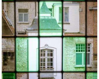 The Window   Brugge, Belgium