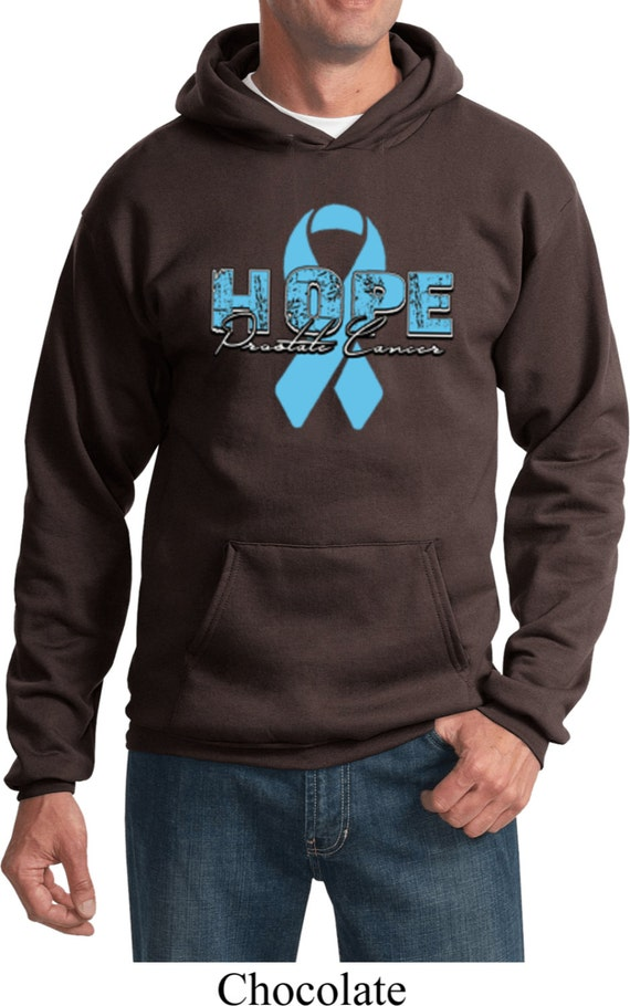 Men's Cancer Awareness Hoodie Hope Prostate Cancer Hoody 17534-PC90H 5ZIyKaDI