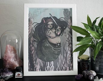 Pirate Mermaid 03