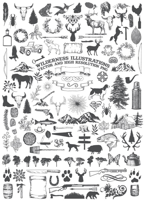 Camping Clipart Animal