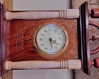 Old fashion clock.