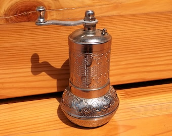 Vintage Pepper Grinder Mill
