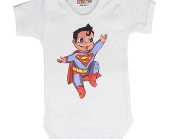 Baby Superman Babygrow