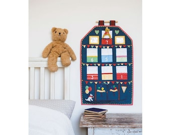 Seven More Sleeps Sewing Pattern Download 803444