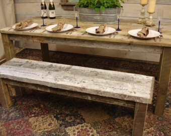 bespoke tables home bench drifter driftwood style benches