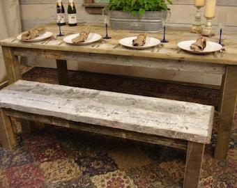 jpg brooklyn nyc gallery bench driftwood dumbo