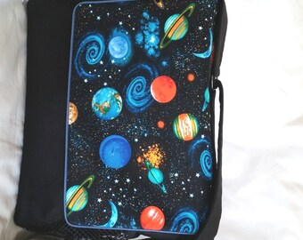 Galaxy Diaper Bag/Stroller Bag