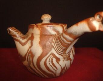 miniture japanese tea pot