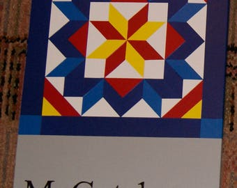 """12"""" x 18"""" House Sign with Special Pattern"""
