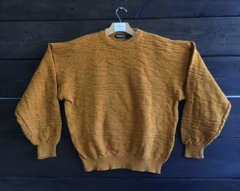 Vintage 90's Badge Sweater