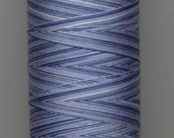 Aurifil Thread Storm at Sea  50 wt. cotton Mako thread-  MK50 4655 1422 yard spool
