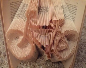 Bicycle Folded Book