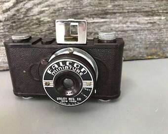 Falcon Miniature Deluxe Vintage  Camera