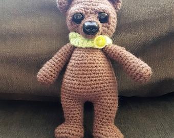 Grumpy Little Bear