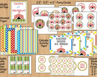 carnival party decorations carnival party supplies carnival party invitations circus party decorations party decor circus party invitations