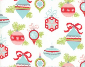 United Notions - Moda-Bonnie and Camille- Vintage Holiday-55160 18- CT122117-100% Quality Cotton by the Yard or Yardage