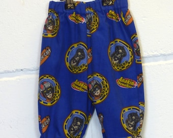 Upcycled Star Wars Baby Trousers