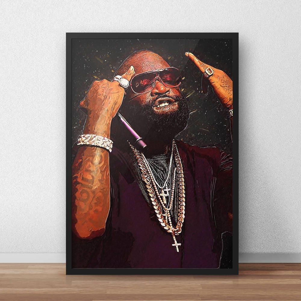 Rick Ross Poster