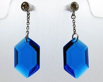 Zelda Rupee Earrings